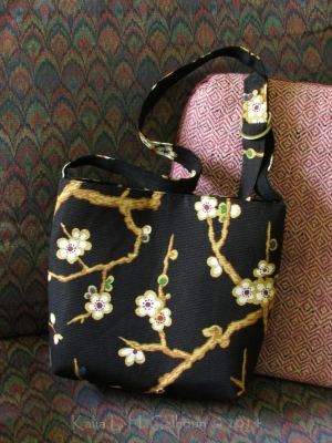 flowering tree bag