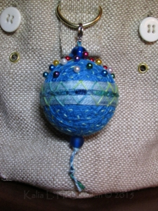 temari pincushion